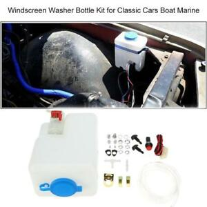 Universal windshield washer kit ebay for Marine windshield wiper motor kit