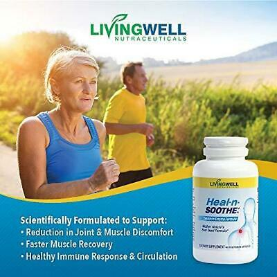 Anti Inflammatory Supplement Proteolytic Enzyme - Natural Joint Supplement for 1