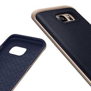 CASEOLOGY Samsung Galaxy S7 Edge - Envoy Series (Navy Blue)