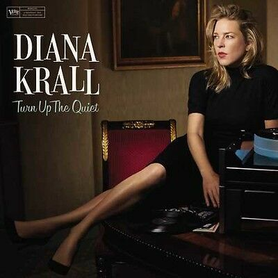 Diana Krall   Turn Up The Quiet  New Cd