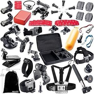 Ultimate Combo Accessories for GoPro HERO 4 3+ 3 2 1