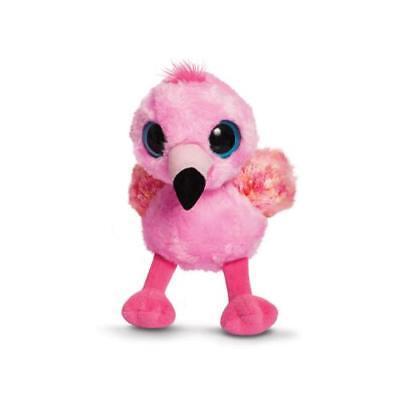 YOHOO & Friends: Pinkee Flamingo (12cm) Kuscheltier Stofftier Plüschtier NEU ()