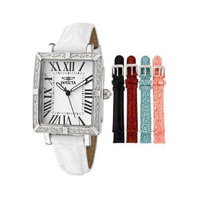 Invicta  Wildflower 11729  Leather  Watch