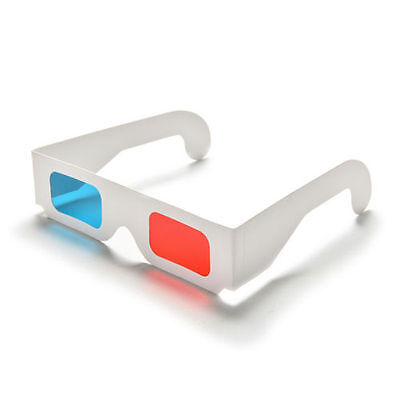 Paper 3d glasses - set of 2 - 3 D Glasses