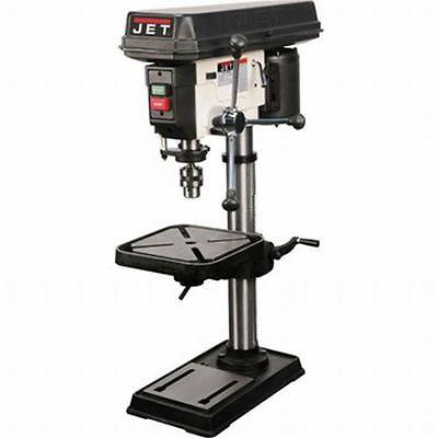 "JET J-2530 15"" Bench Model Drill Press 354401 New"
