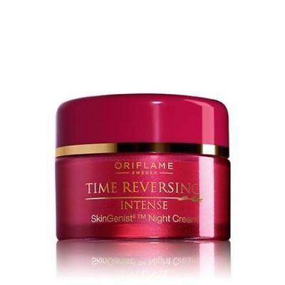 Oriflame Time Reversing Intense SkinGenistII™ Night Cream 50ml ~sale~ £13.99