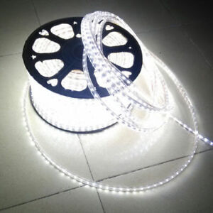 150ft Cool White 110V 120V High Power Flexible LED Strip Light