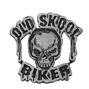 Skull Pin Badge