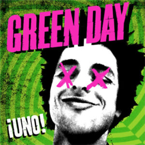 Green Day : ¡Uno! CD (2012)