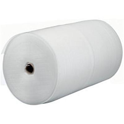 (0,27€/ 1m) 125 m² Schaumstoff-Folie  2 mm Air Cell-Aire® Kartonverpackt
