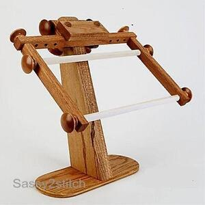 cross stitch frame stands
