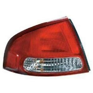 2000-2003 Nissan SENTRA Tail Light Driver Side