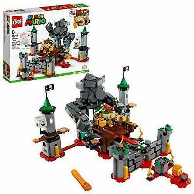 LEGO 71369 Super Mario Bowser's Castle Boss Battle Expansion Set 1010 Pieces