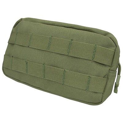 Condor MA8-001 OD Utility Pouch MOLLE Modular Tactical Accessories Bag