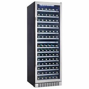 Cellier Danby, 146 bouteilles, 2 zones de refroidissement