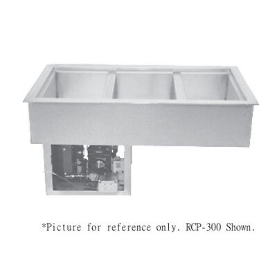 Wells Rcp-500 Drop-in Refrigerated Cold Food Well - 5 12 X 20 Pan Capacity