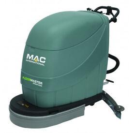 New MAC International Floormaster SD500T Pedestrian Industrial Automatic Traction Scrubber Dryer
