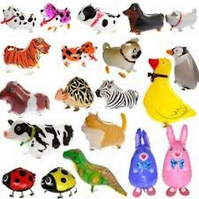 Helium Balloon Cost (Helium WALKING PET BALLOON- Free Shipping.Various Animals. Price per)