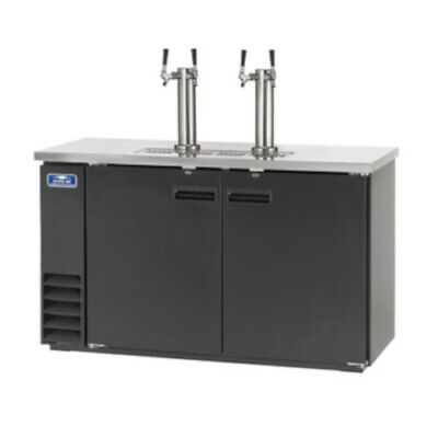 Arctic Air Add60r-2 61 Direct Draw Beer Dispensing Refrigerator