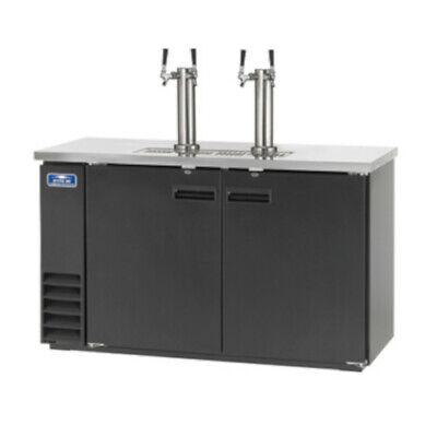 Arctic Air Add60r-2 61 Direct Draw Beer Dispensing Refrigerator