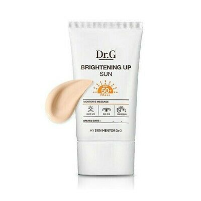 Dr.G Brightening Up Sun Cream Sunscreen SPF 50 PA+++  K-Beauty Free Ship Track