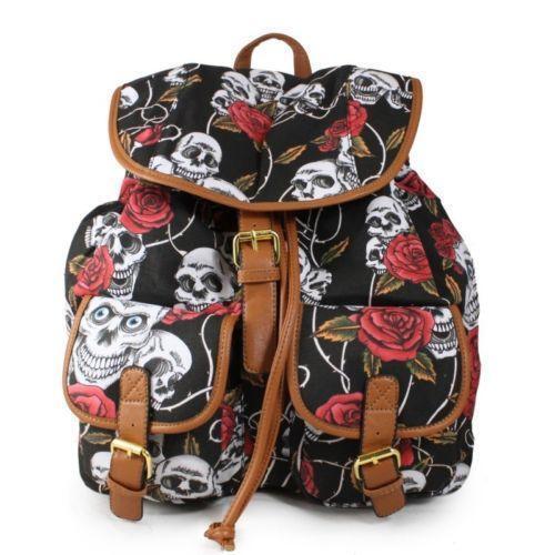 b0341a3e6349 Skull Rucksack  Clothes