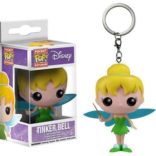 Peter Pan - Tinkerbell Pocket Pop! Keychain NEW Funko