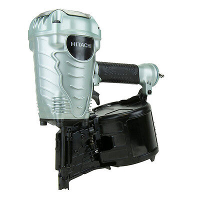 Hitachi 16-Degree Wire Collated 3-1/2 in. Coil Framing Nailer NV90AG(S) new