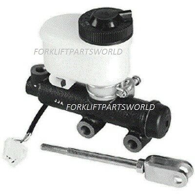 New Mitsubishi Forklift Master Cylinder Parts 91246-55300 Bore Size 34 19mm