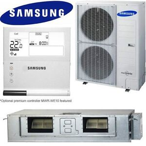 SAMSUNG DUCTED AIR CONDITIONER 14KW/16KW INVERTER REVERSE CYCLE CONDITIONING