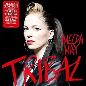 IMELDA MAY - TRIBAL: DELUXE EDITION CD ALBUM (November 24th 2014)