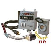 30 Amp Transfer Switch