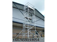 Aluminium Scaffold Towers HIRE YOUNGMAN BoSS FOR RENT