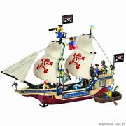 Lego Pirate Figures