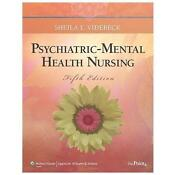 Psychiatric Mental Health Nursing Videbeck