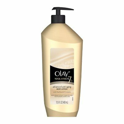 Olay Total Effects Body Lotion Pump 13.5 Fl Oz