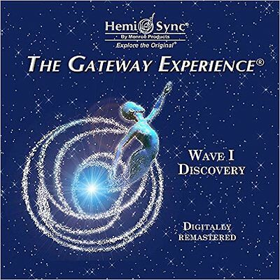 THE GATEWAY EXPERIENCE WAVE I DISCOVERY HEMI-SYNC 3 CD SET NEW DEEP MEDITATION