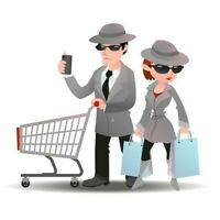 Seeking Mystery Shoppers