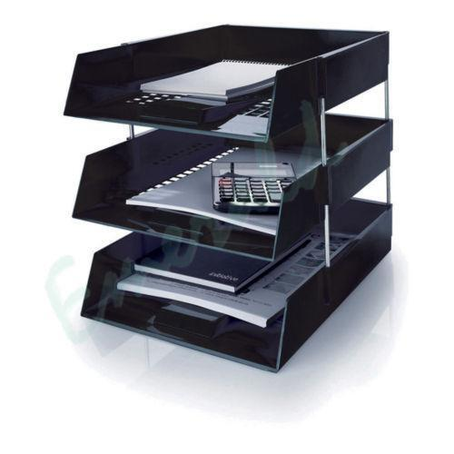 Letter Tray Risers Office Supplies Amp Stationery Ebay