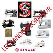 Singer Sewing Machine Repair