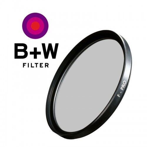 B+W zirkularer Polfilter 72mm F-PRO Fassung MRC