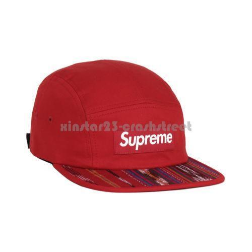 Red Supreme Hat  7433d3b202e