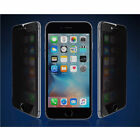 Black Tempered Glass Screen Protectors for iPhone 8