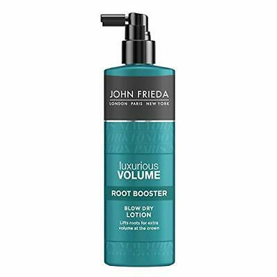 John Frieda Luxurious Volume Root Booster Blow Dry Lotion, 6