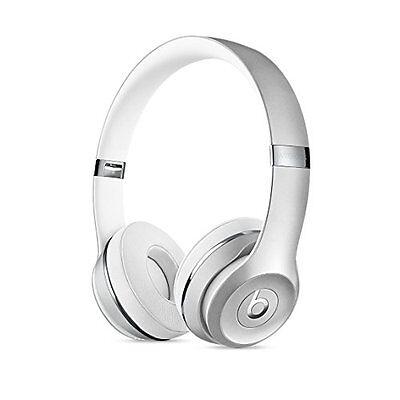 New Beats by Dr. Dre Beats Solo3 Wireless On-Ear Headphones - Silver