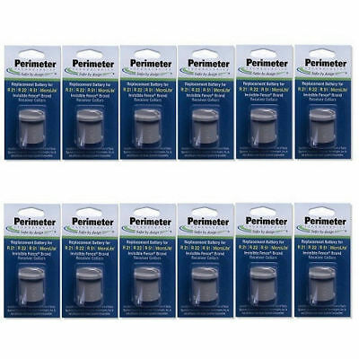 Fence Battery (Invisible Fence Dog Collar Battery Perimeter IFA-001 R21, R22, R51, MicroLite )