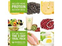 Weight Loss & Well-being Support - Herbalife Independent Member