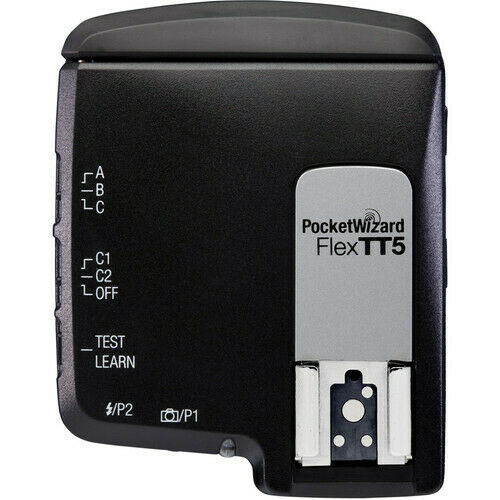 POCKETWIZARD FLEX TT5 AUTO-SENSING TRANSCEIVER FOR NIKON