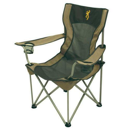 Heavy Duty Folding Camping Chairs Ebay