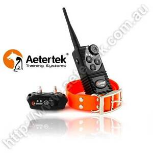 Aetertek 216S-550S for 1 dog training collar rechargeable Remote Welshpool Canning Area Preview